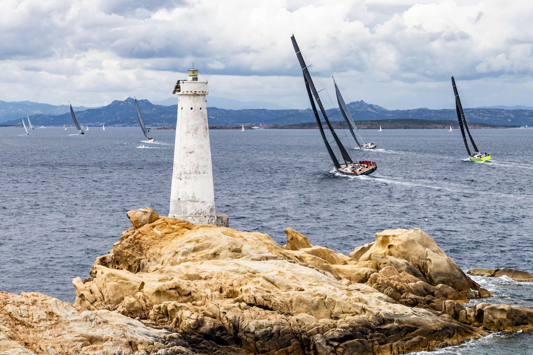 Loro Piana Superyacht Regatta opens to multihull entries - NEWS - Yacht Club Costa Smeralda