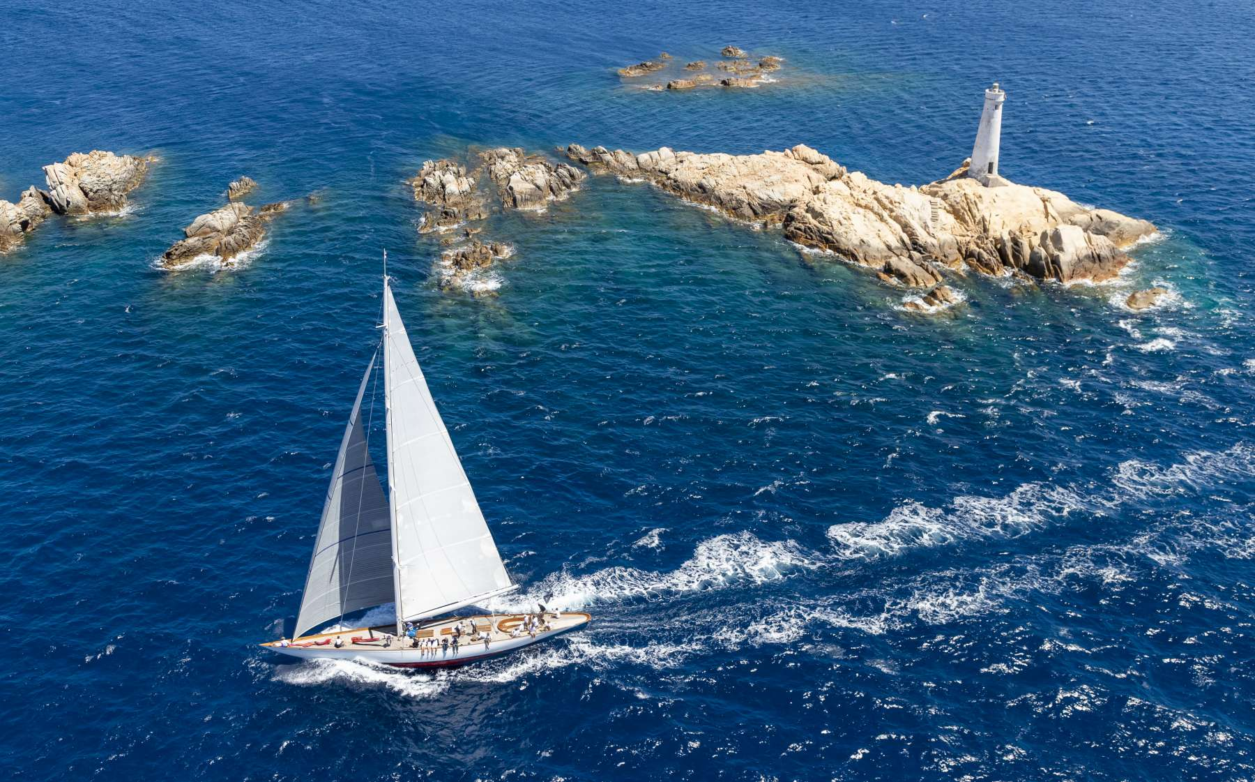 Video Race Day 4 online - Loro Piana Superyacht Regatta 2018 - NEWS - Yacht Club Costa Smeralda