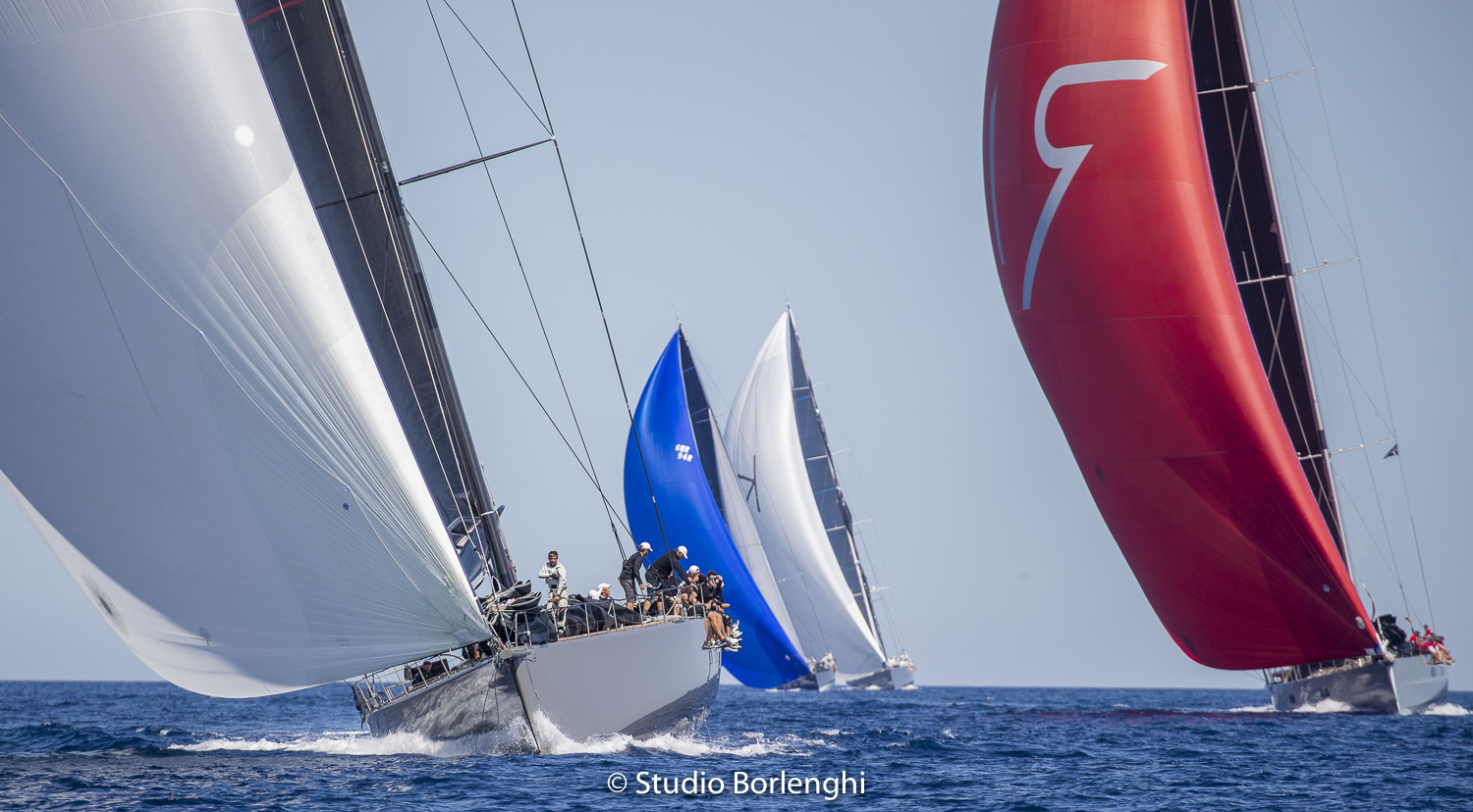 Loro Piana Superyacht Regatta opens to yachts from 90 feet in length - NEWS - Yacht Club Costa Smeralda