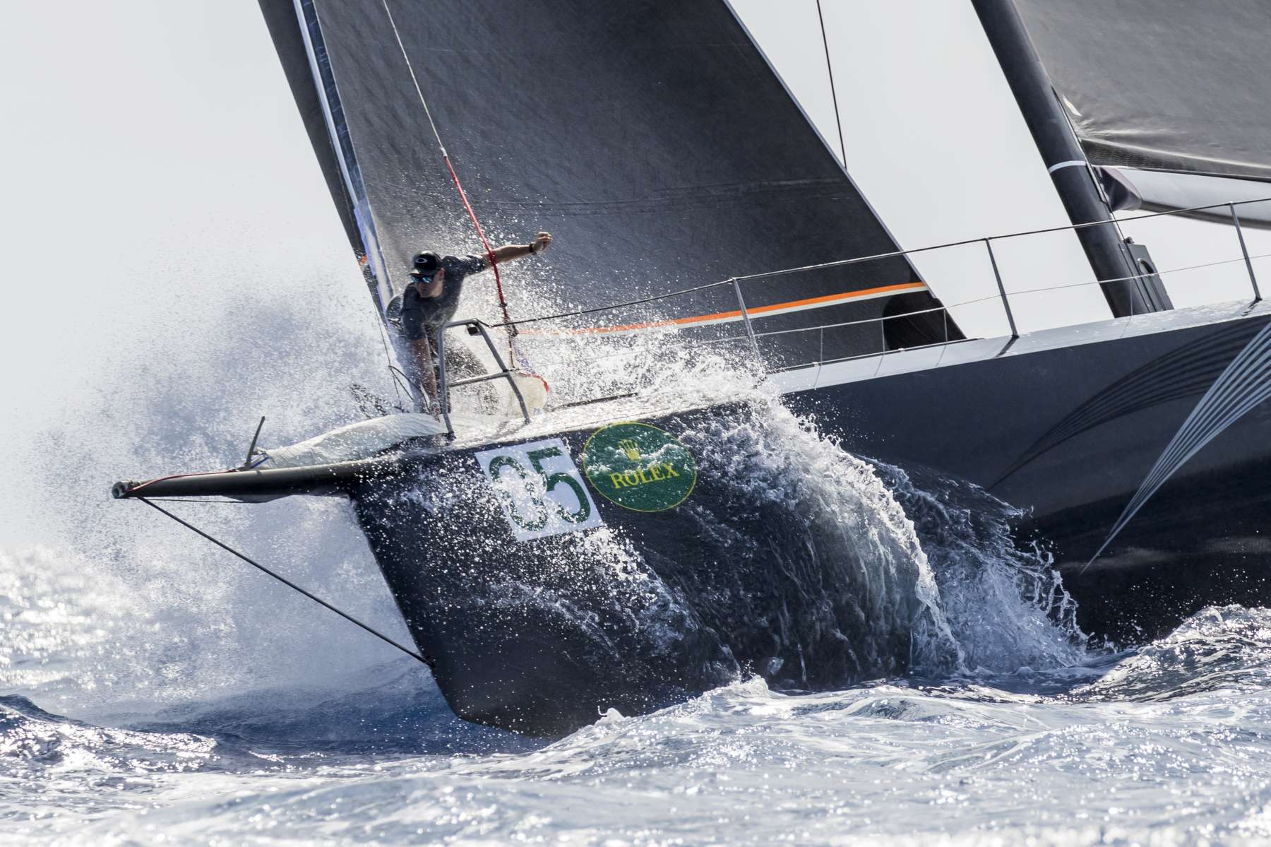 Maxi Yacht Rolex Cup & Rolex Maxi 72 Worlds - Images race Day 4 online - NEWS - Yacht Club Costa Smeralda