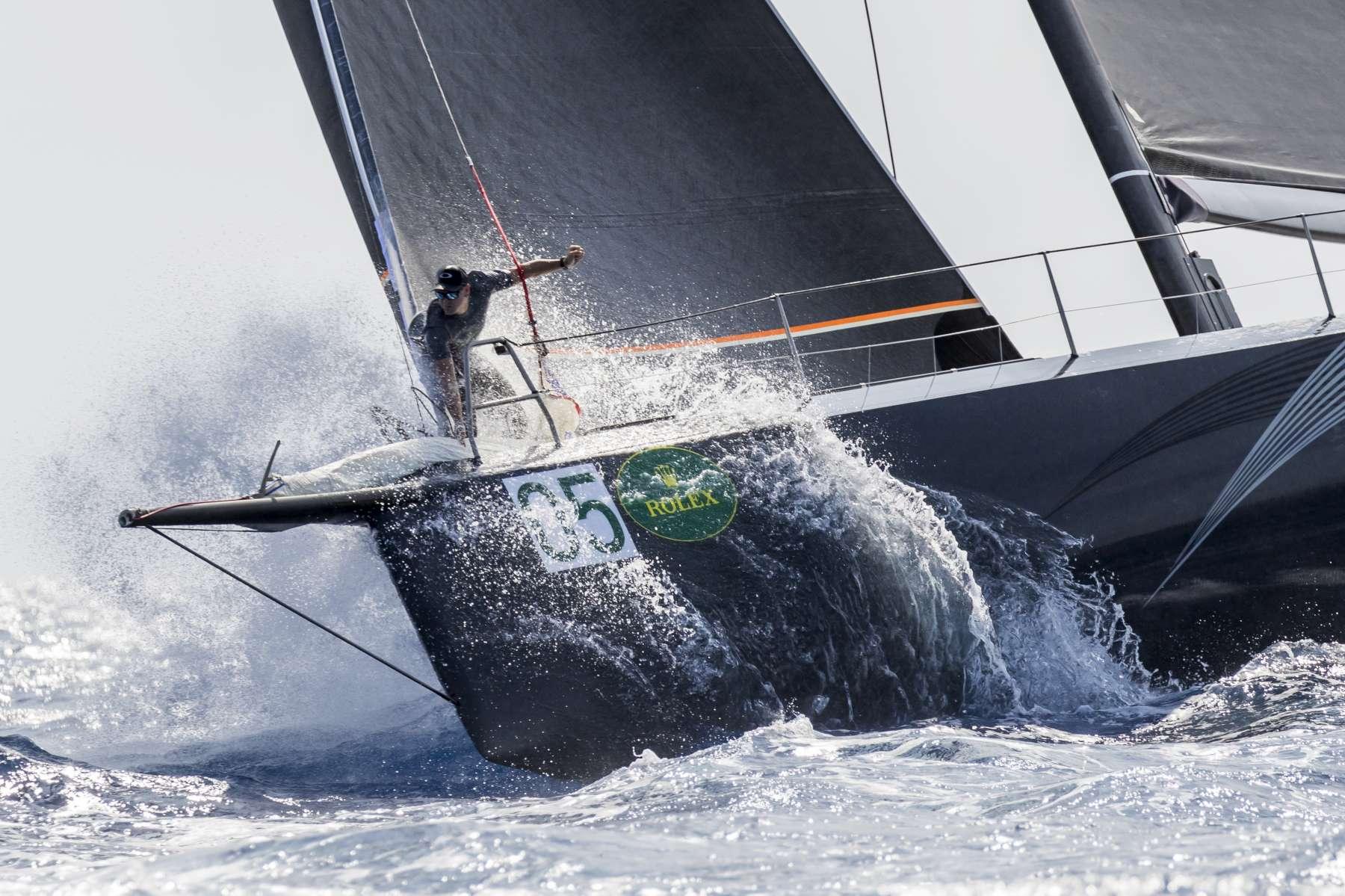 Maxi Yacht Rolex Cup & Rolex Maxi 72 Worlds - Foto Day 4 online - NEWS - Yacht Club Costa Smeralda