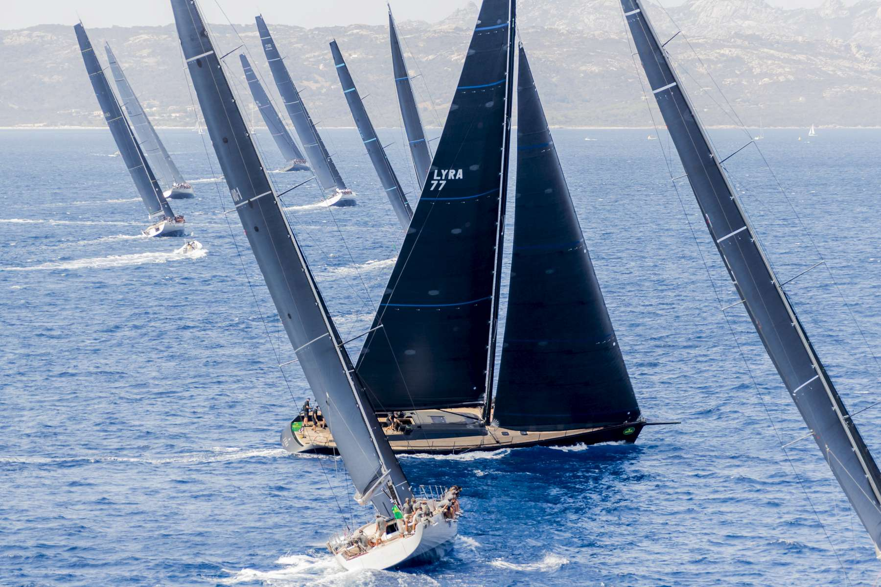 Maxi Yacht Rolex Cup & Rolex Maxi 72 Worlds - Images race Day 5 online - NEWS - Yacht Club Costa Smeralda