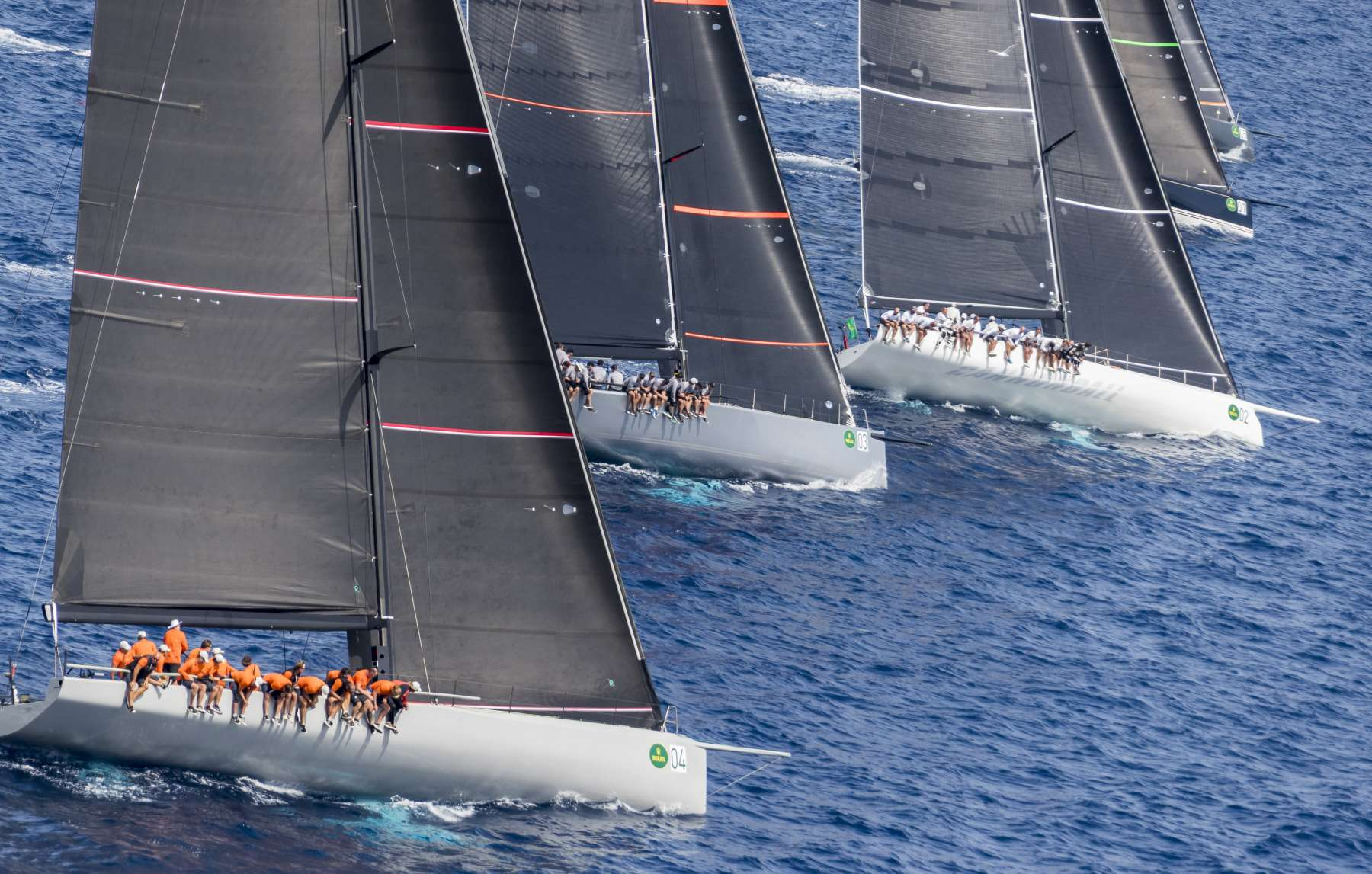 Maxi Yacht Rolex Cup & Rolex Maxi 72 Worlds - Images race Final Day online - NEWS - Yacht Club Costa Smeralda