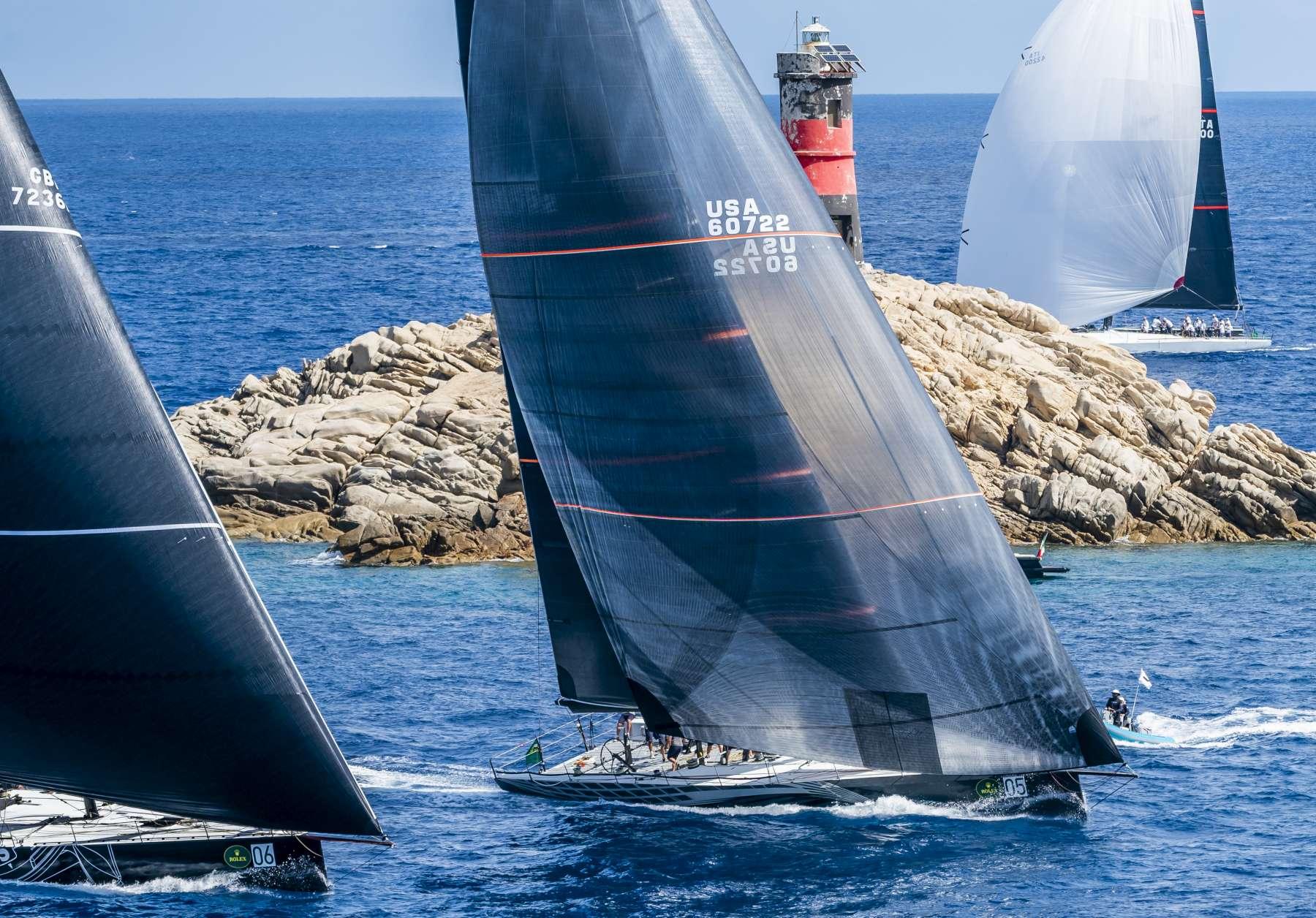 Online il Bando di Regata della Maxi Yacht Rolex Cup 2019 - NEWS - Yacht Club Costa Smeralda