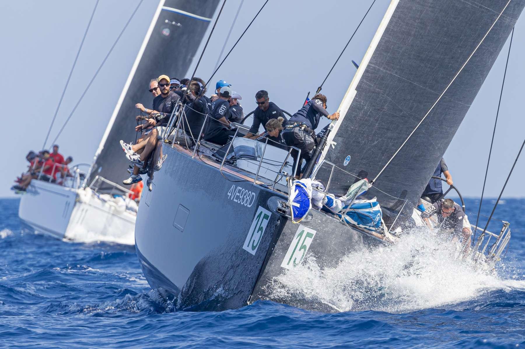 MAXI YACHT ROLEX CUP 2019 - FOTO DAY 2 ONLINE - NEWS - Yacht Club Costa Smeralda