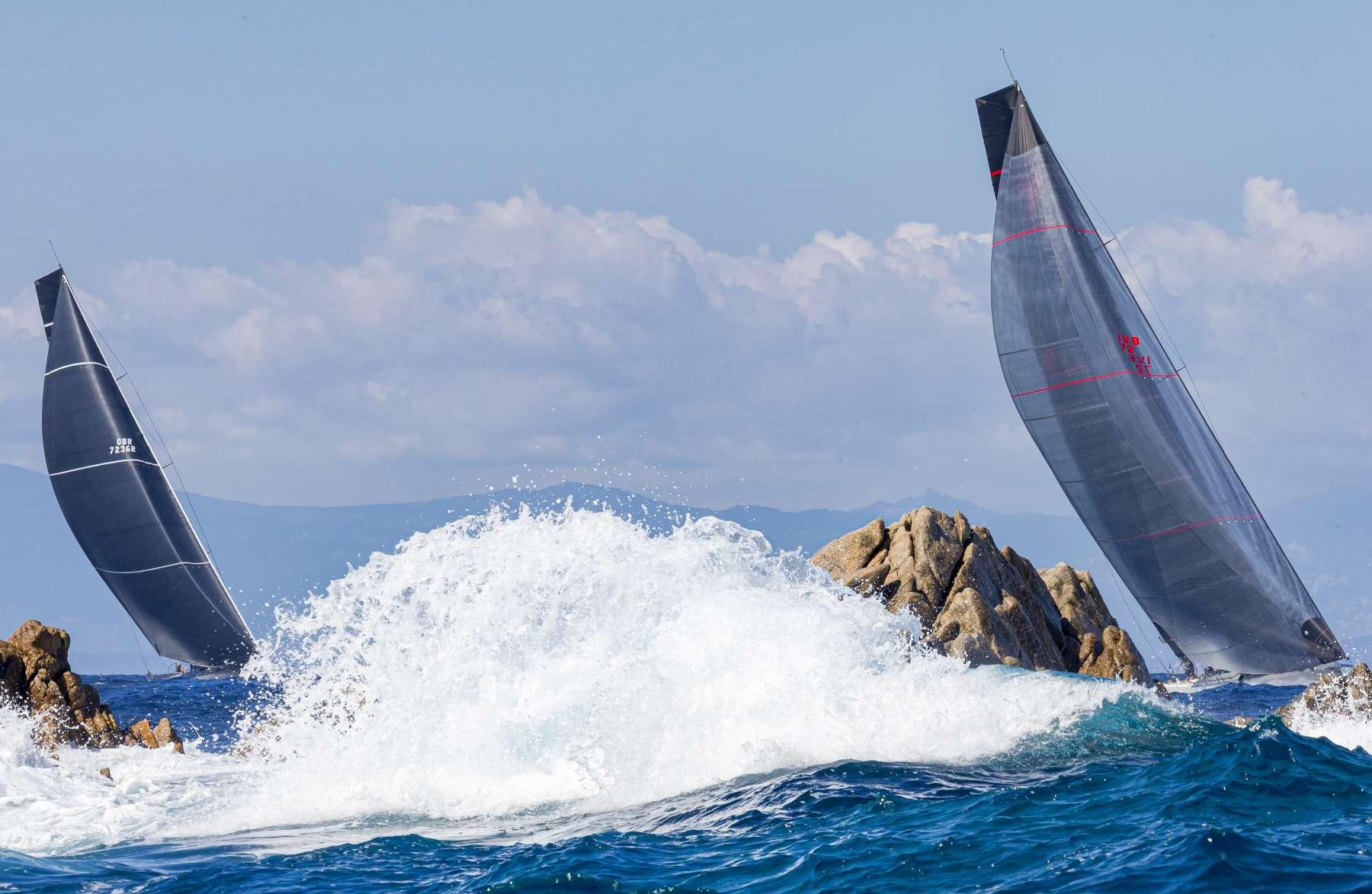 MAXI YACHT ROLEX CUP 2019 - FOTO DAY 3 ONLINE - NEWS - Yacht Club Costa Smeralda