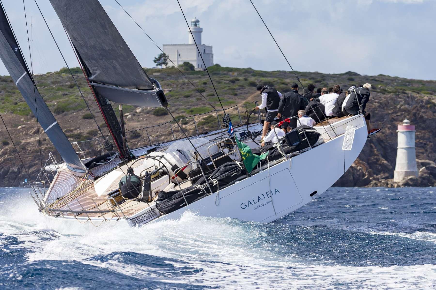 MAXI YACHT ROLEX CUP 2019 - FOTO DAY 4 ONLINE - NEWS - Yacht Club Costa Smeralda