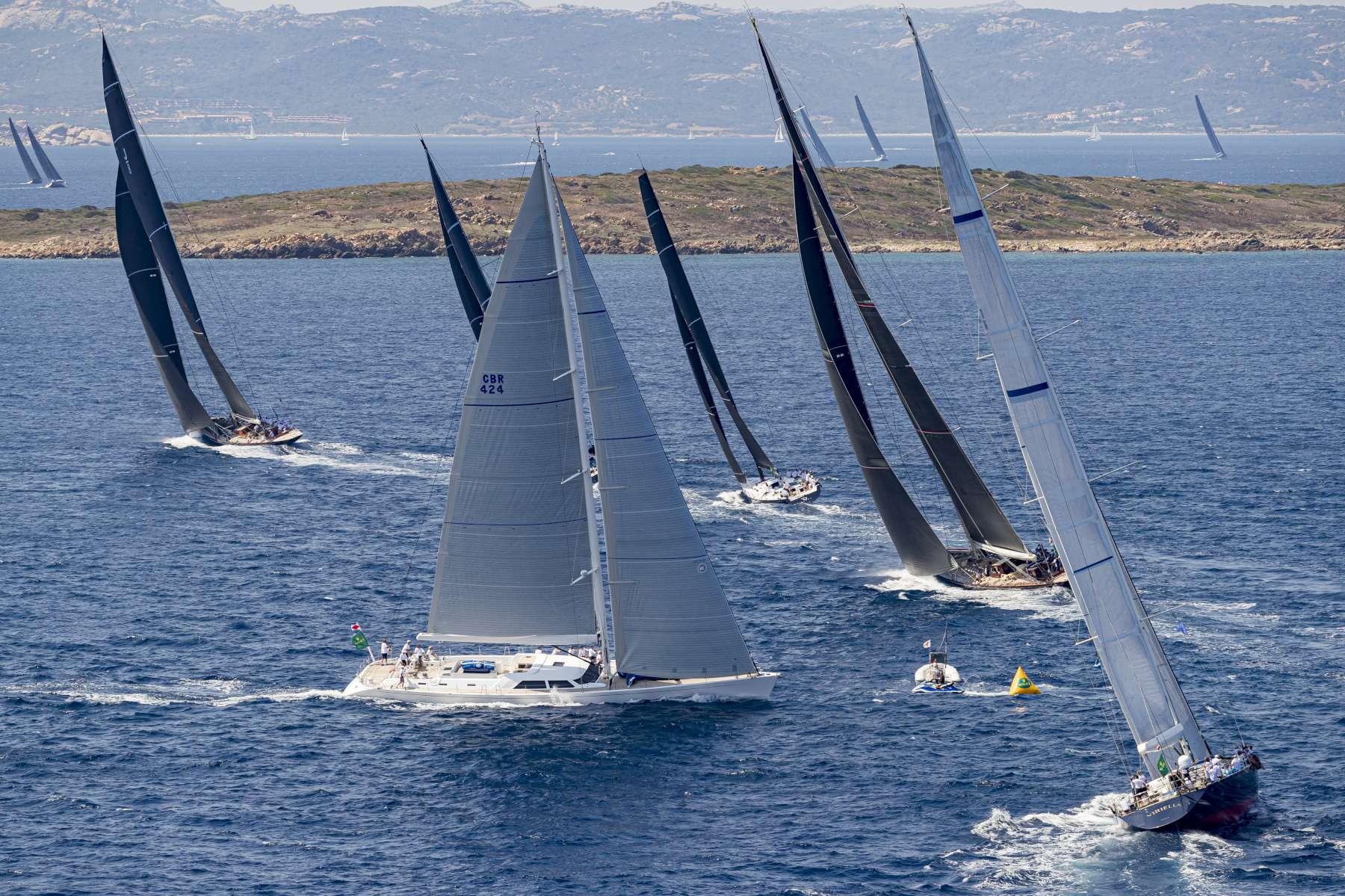 MAXI YACHT ROLEX CUP 2019 - FOTO DAY 1 ONLINE - NEWS - Yacht Club Costa Smeralda