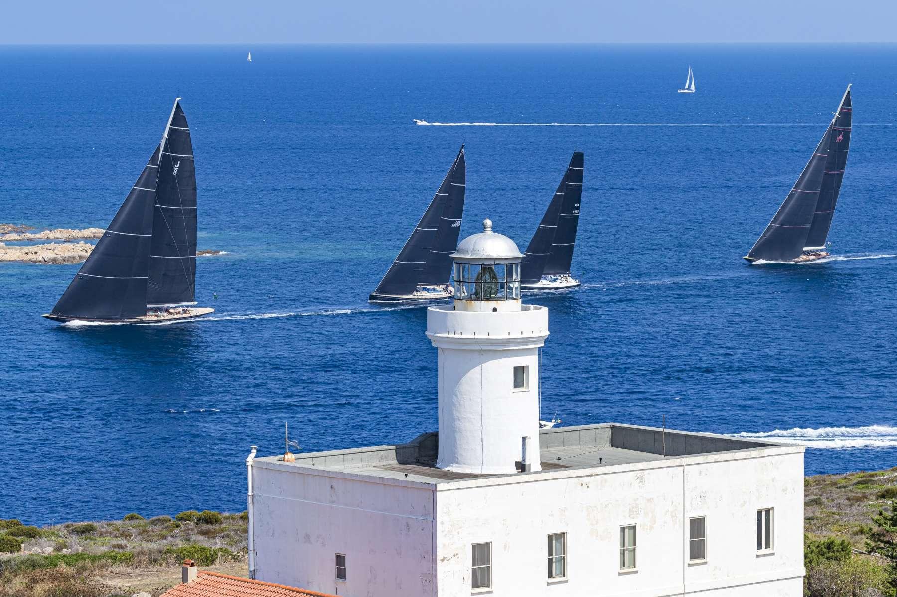 Annullate la Maxi Yacht Rolex Cup e la Rolex Swan Cup  - NEWS - Yacht Club Costa Smeralda