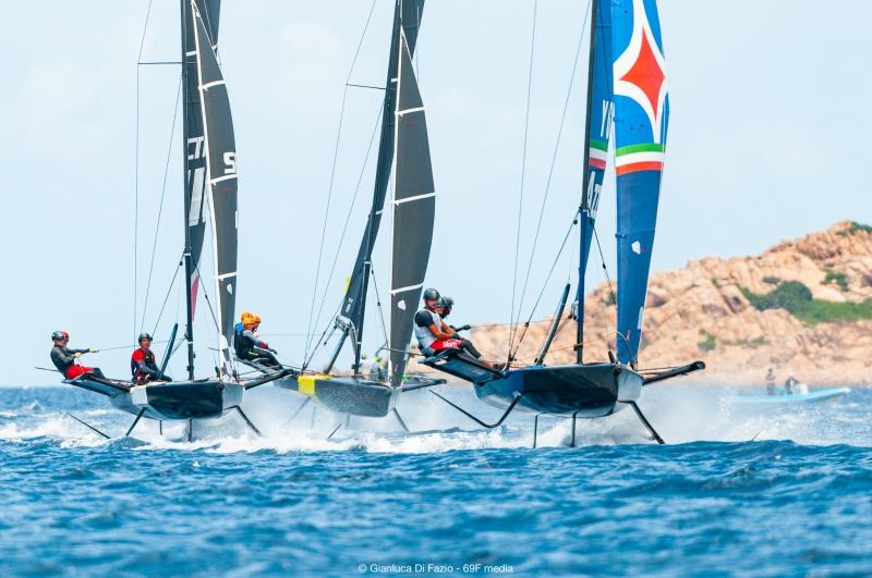 Young Azzurra al Grand Prix conclusivo della Persico 69F Cup 2021 - MEMBER NEWS - Yacht Club Costa Smeralda