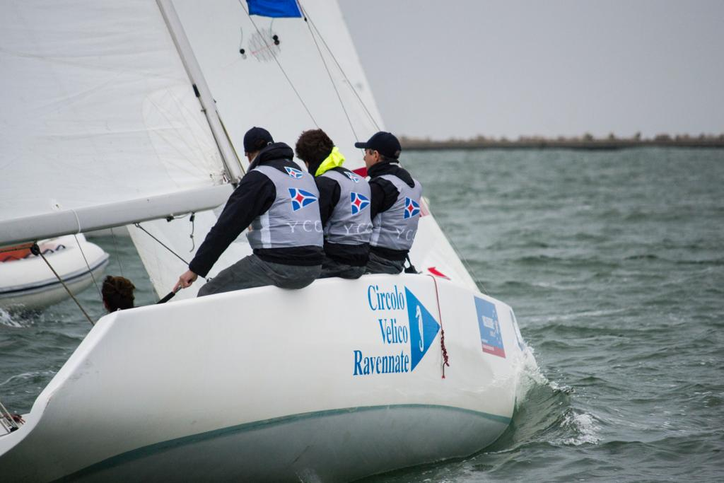YCCS Team wins the Italian leg of the 2KTeamRace in Ravenna  - NEWS - Yacht Club Costa Smeralda