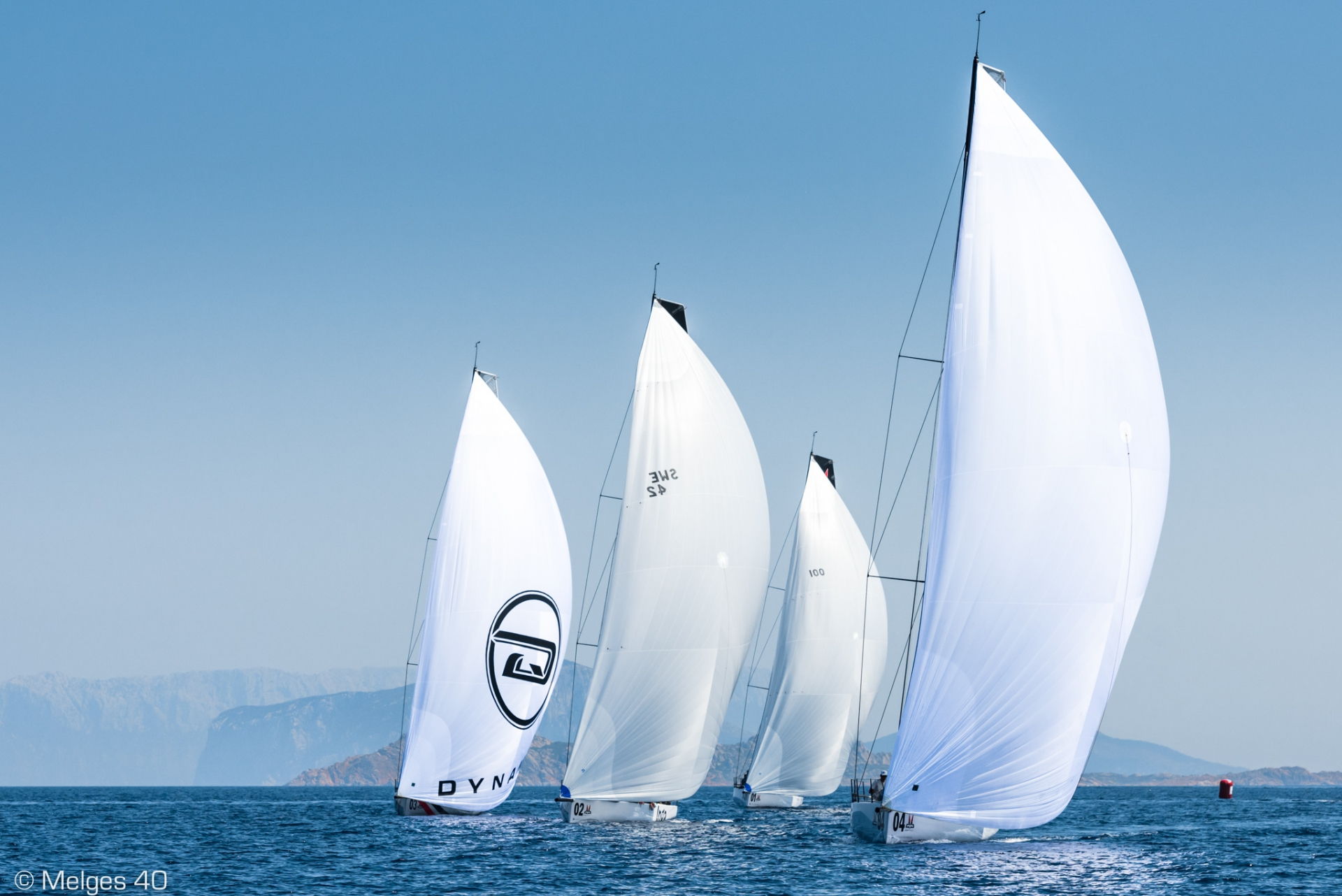 Melges 40 Grand Prix - Video Final Day Online - NEWS - Yacht Club Costa Smeralda