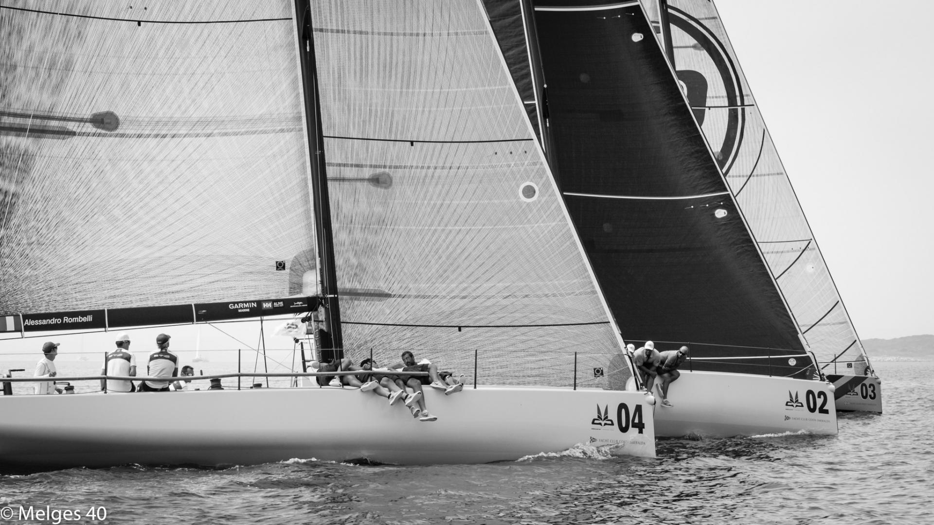 Melges 40 Grand Prix - Foto Day 2 online - NEWS - Yacht Club Costa Smeralda