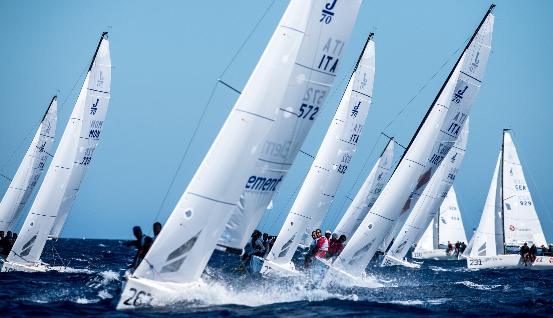 Audi J/70 World Championship - Video Highlights online - NEWS - Yacht Club Costa Smeralda
