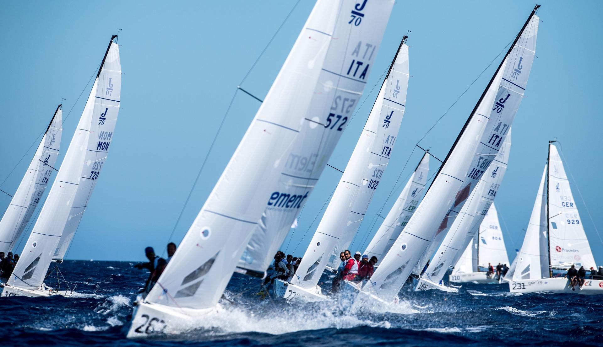 Audi J/70 World Championship - Highlights video online - NEWS - Yacht Club Costa Smeralda