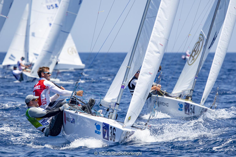 STAR WORLD CHAMPIONSHIP - FOTO DAY 2 ONLINE - NEWS - Yacht Club Costa Smeralda