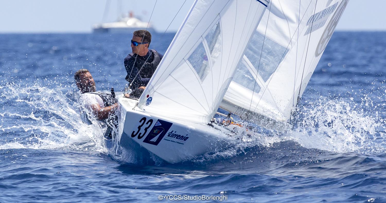 STAR WORLD CHAMPIONSHIP - FOTO DAY 1 ONLINE - NEWS - Yacht Club Costa Smeralda
