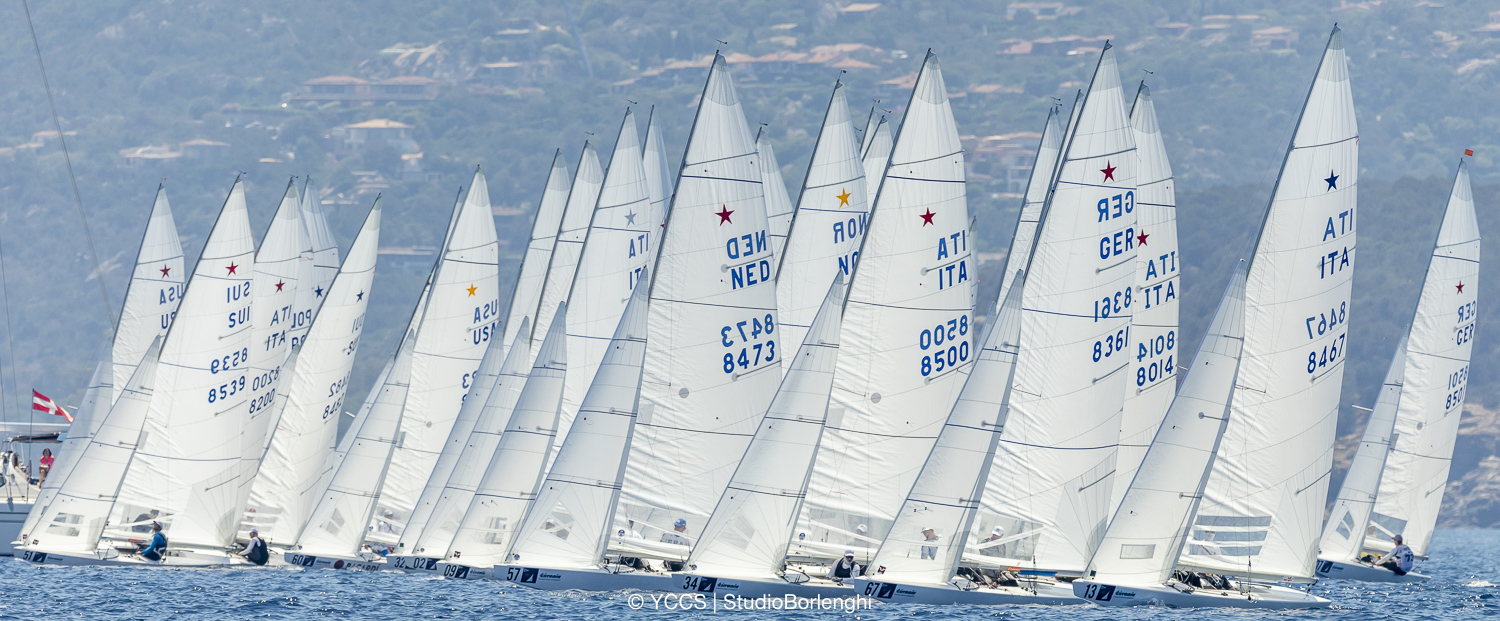 STAR WORLD CHAMPIONSHIP - IMAGES FROM DAY 3 ONLINE - NEWS - Yacht Club Costa Smeralda