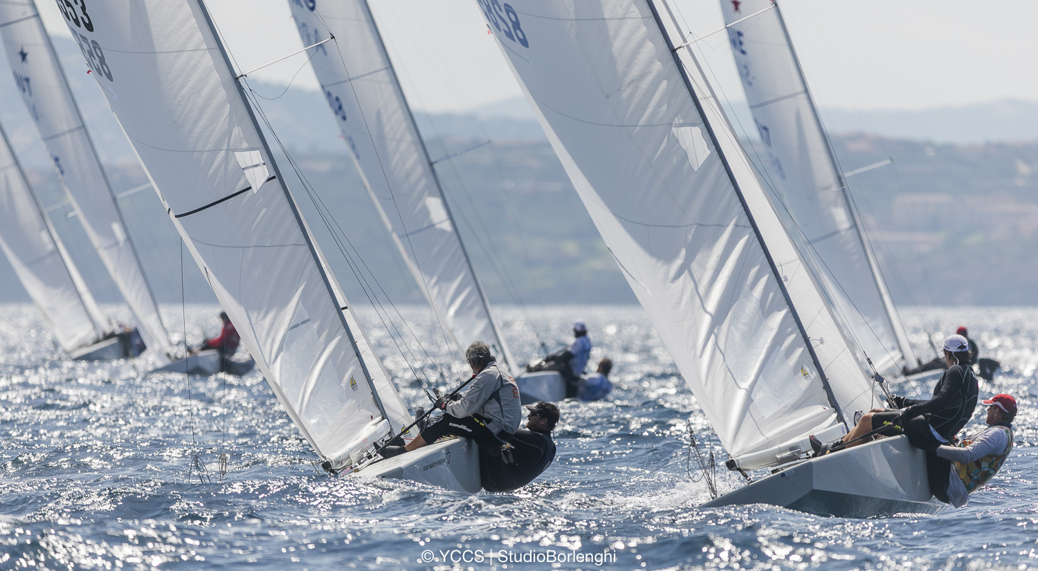 STAR WORLD CHAMPIONSHIP - FOTO DAY 6 ONLINE - NEWS - Yacht Club Costa Smeralda