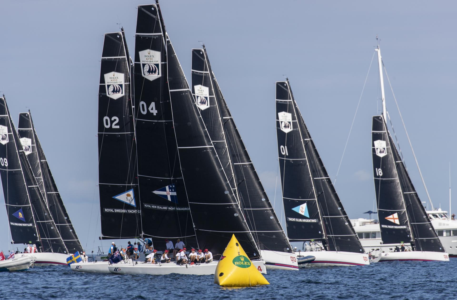 Rolex NYYC Invitational Cup, in regata anche il Team YCCS - NEWS - Yacht Club Costa Smeralda