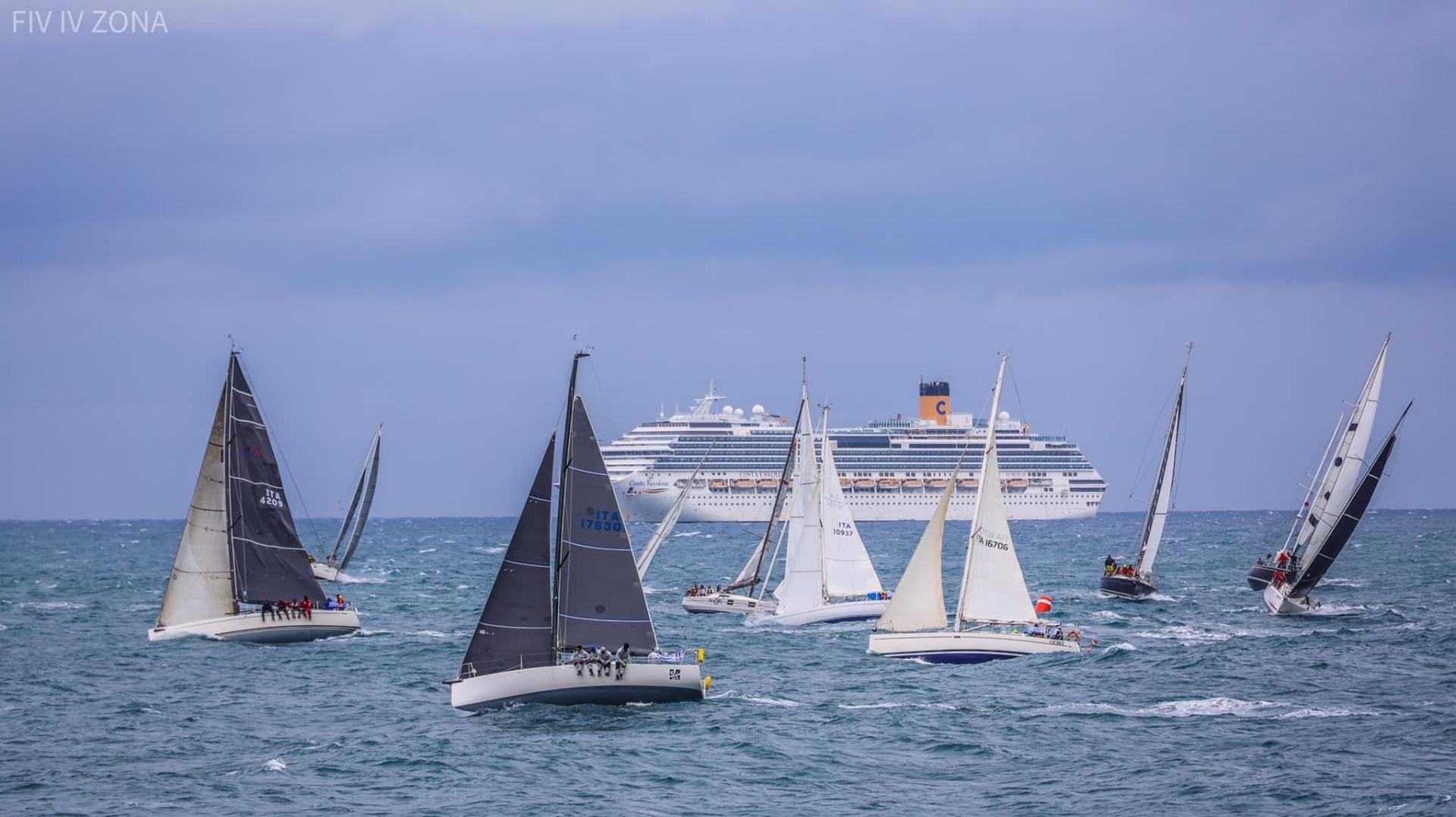 Roma per Due: il socio YCCS Stoppani conquista la Line Honours  - NEWS - Yacht Club Costa Smeralda