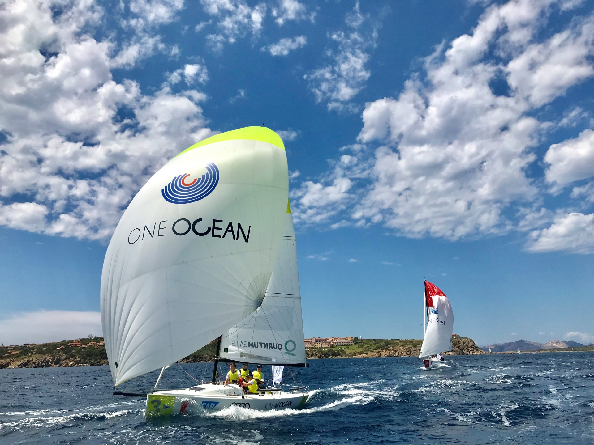 One Ocean Sailing Champions League – Images Day 1 online - NEWS - Yacht Club Costa Smeralda