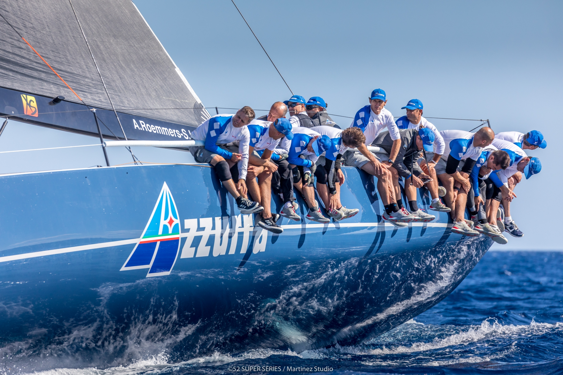 Chapter closes for the TP52 Azzurra after 10 highly successful seasons  - NEWS - Yacht Club Costa Smeralda