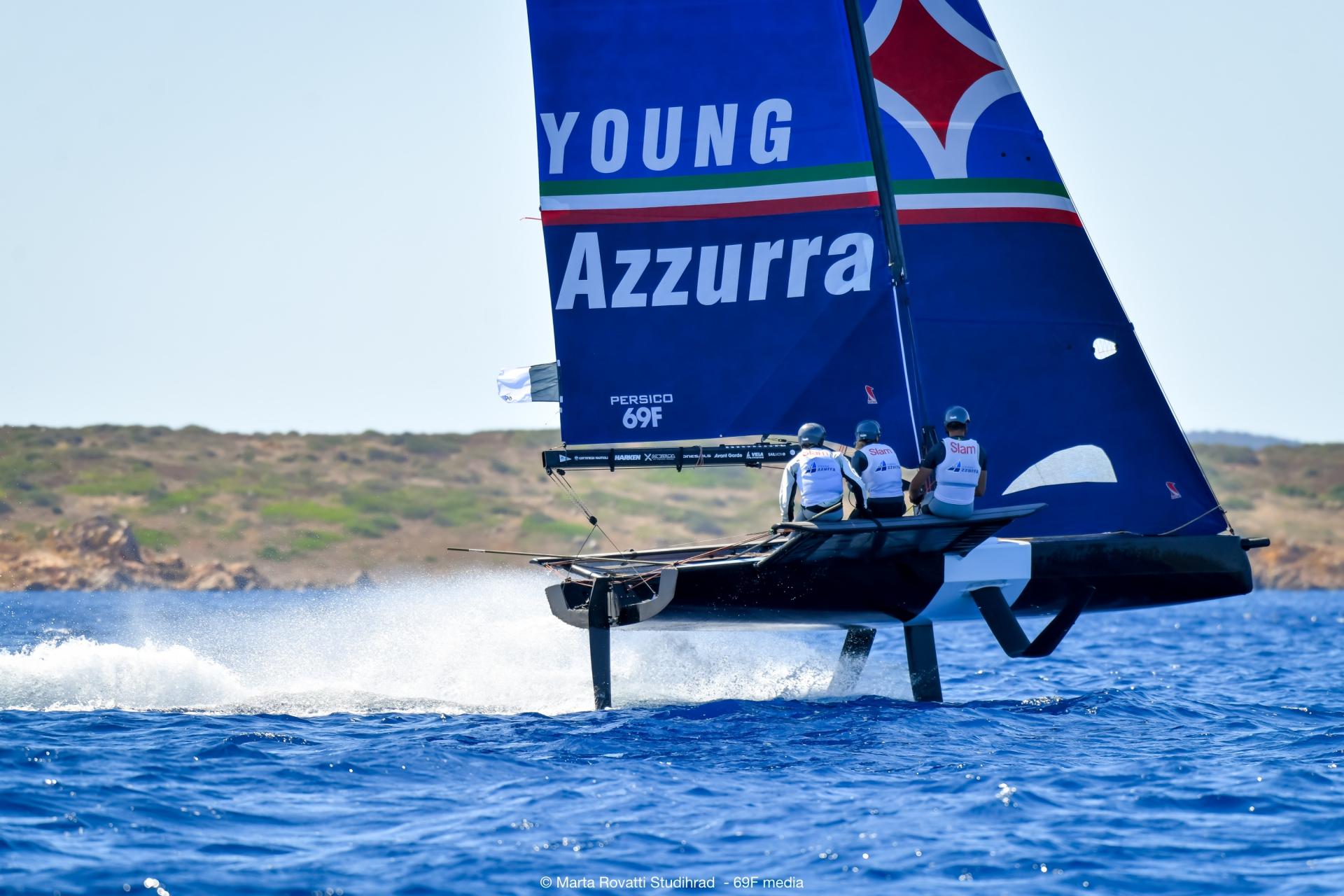 Young Azzurra vince il Persico 69F Grand Prix 2.1 - NEWS - Yacht Club Costa Smeralda