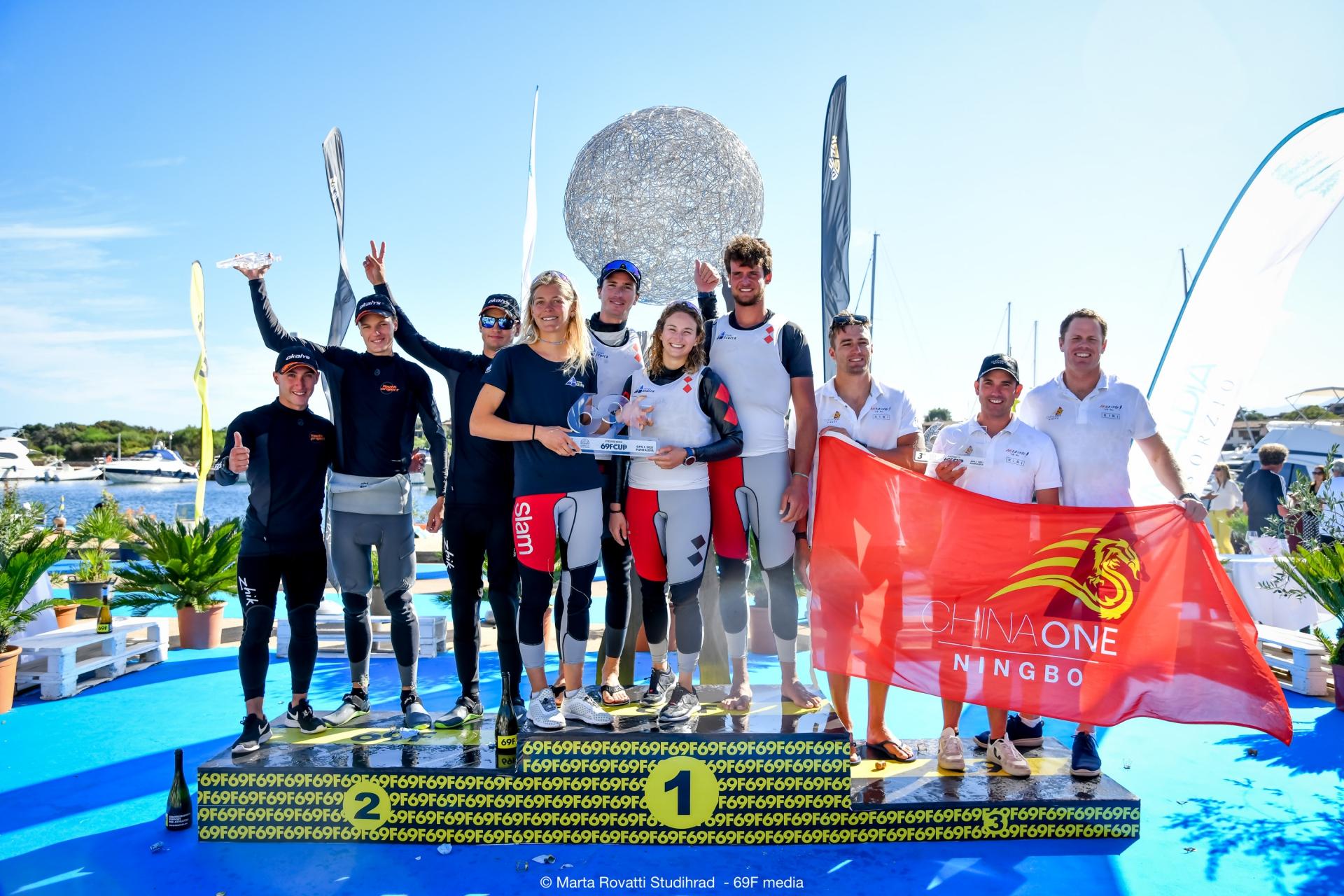 Young Azzurra vince il Grand Prix conclusivo della Persico 69F Cup - MEMBER NEWS - Yacht Club Costa Smeralda