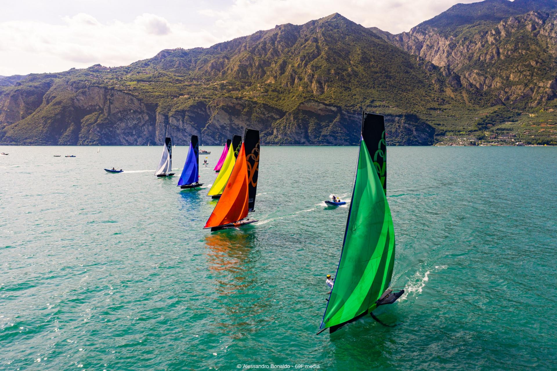 Young Azzurra si qualifica per la finale della Youth Foiling Gold Cup Act 2 - MEMBER NEWS - Yacht Club Costa Smeralda