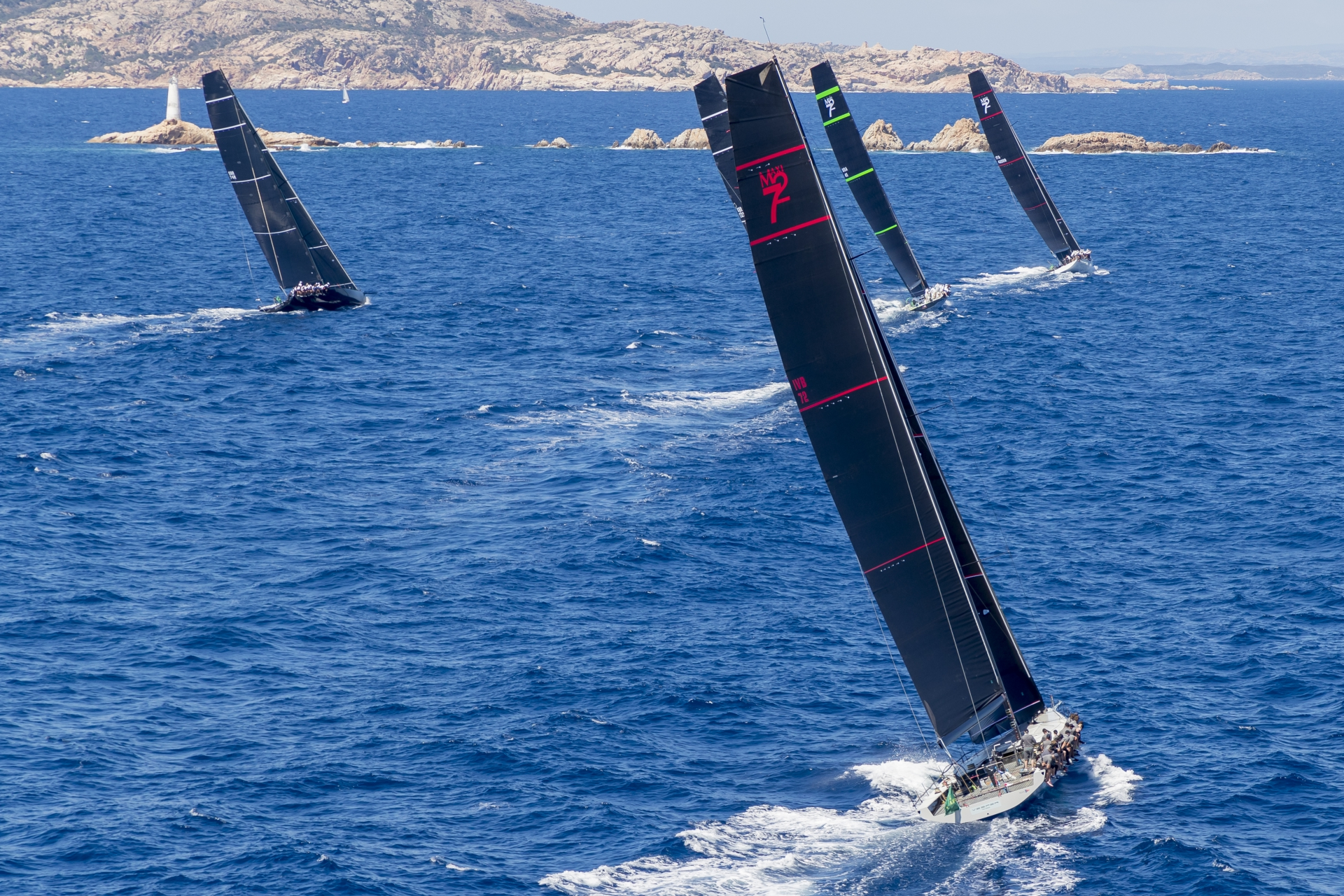 Online the entry list of the Maxi Yacht Rolex Cup 2020 - NEWS - Yacht Club Costa Smeralda