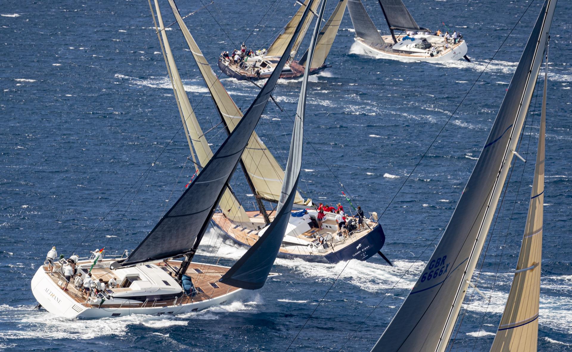 Al via la seconda parte della stagione sportiva dello YCCS - NEWS - Yacht Club Costa Smeralda