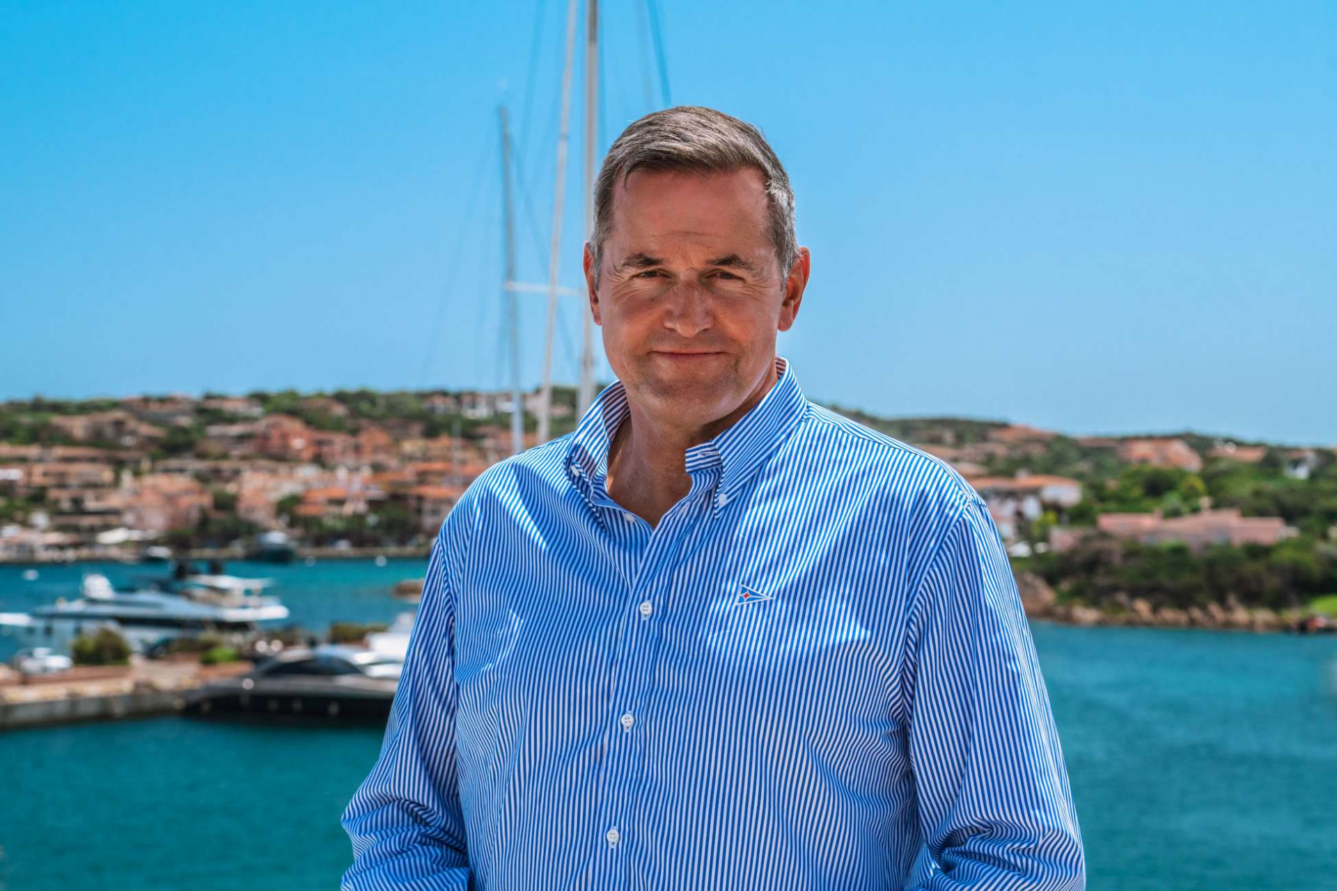 MICHAEL ILLBRUCK THE NEW COMMODORE OF THE YACHT CLUB COSTA SMERALDA - NEWS - Yacht Club Costa Smeralda