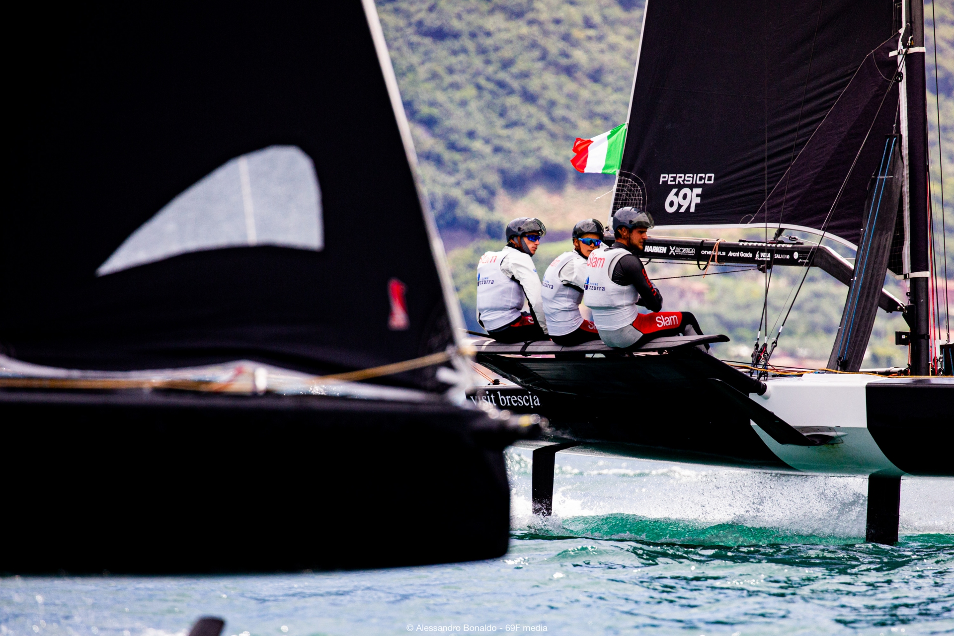 YFGC Act 2, It was a hard fought second day of racing  at the finals for Young Azzurra - NEWS - Yacht Club Costa Smeralda