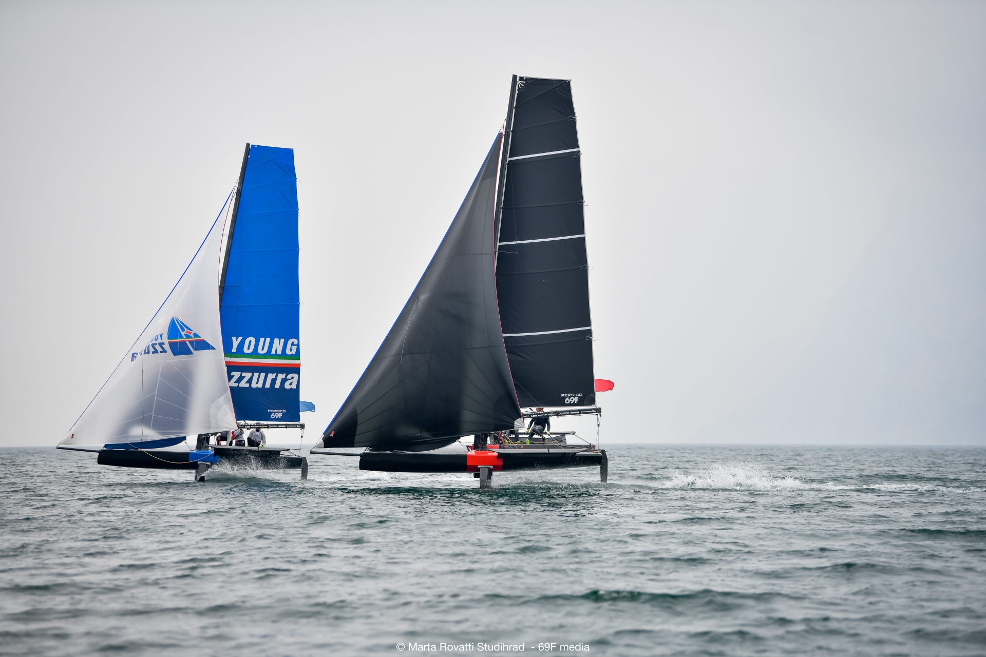 Young Azzurra wins the Grand Prix 1.1 in the Persico 69F Cup - NEWS - Yacht Club Costa Smeralda