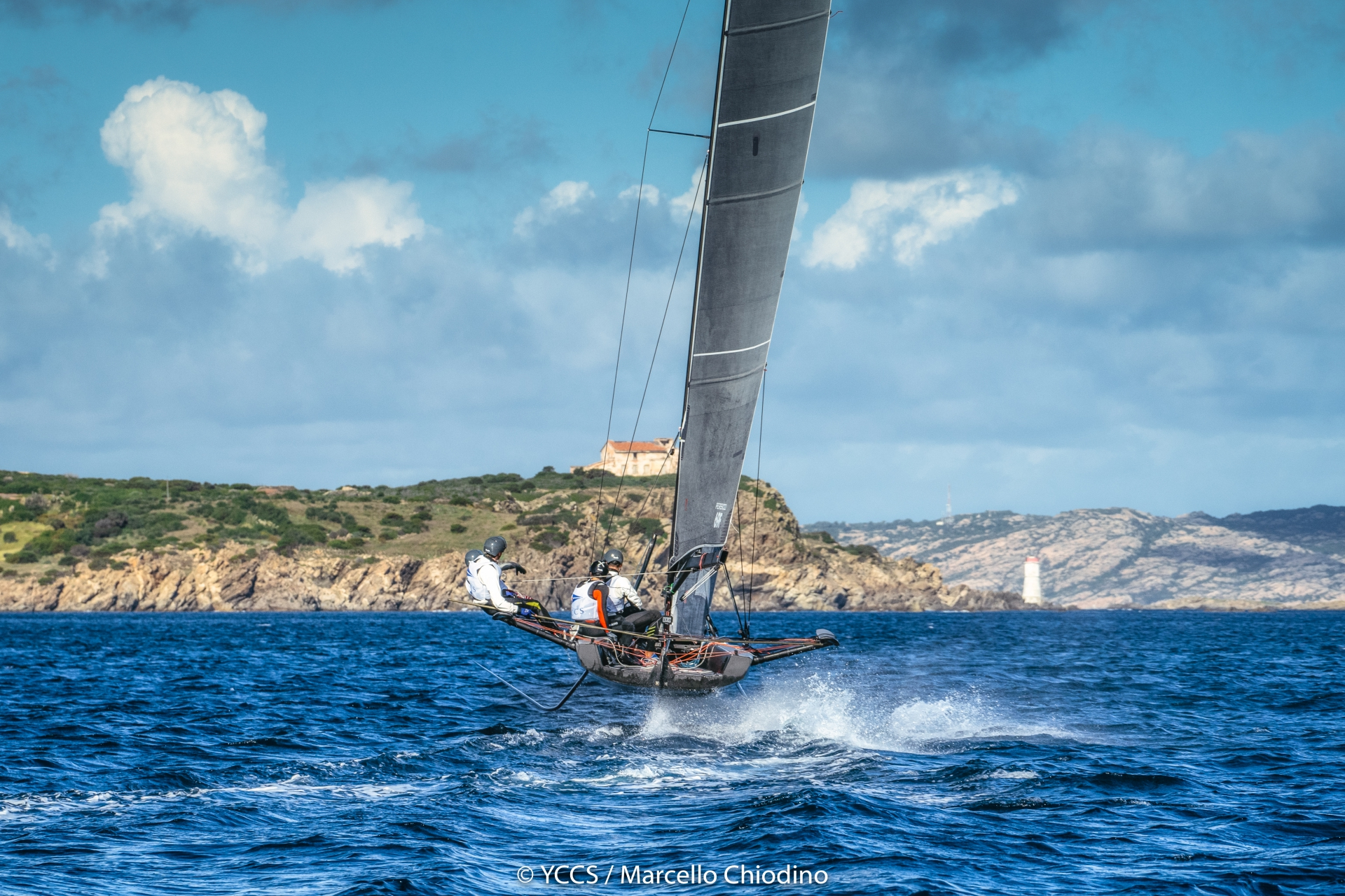 Young Azzurra, Two further team members named following training in Porto Cervo - NEWS - Yacht Club Costa Smeralda