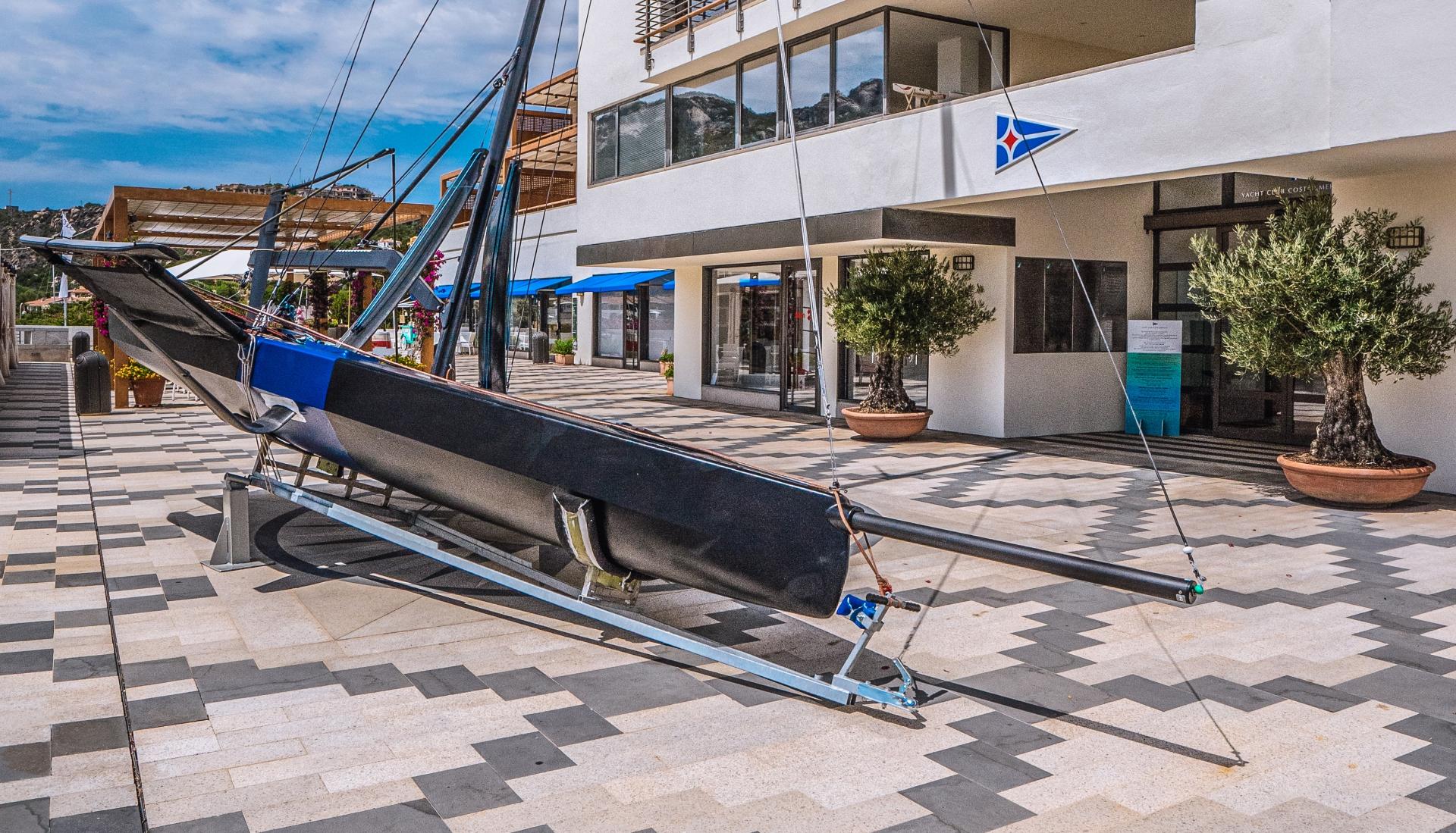 Young Azzurra alla Youth America's Cup  - NEWS - Yacht Club Costa Smeralda