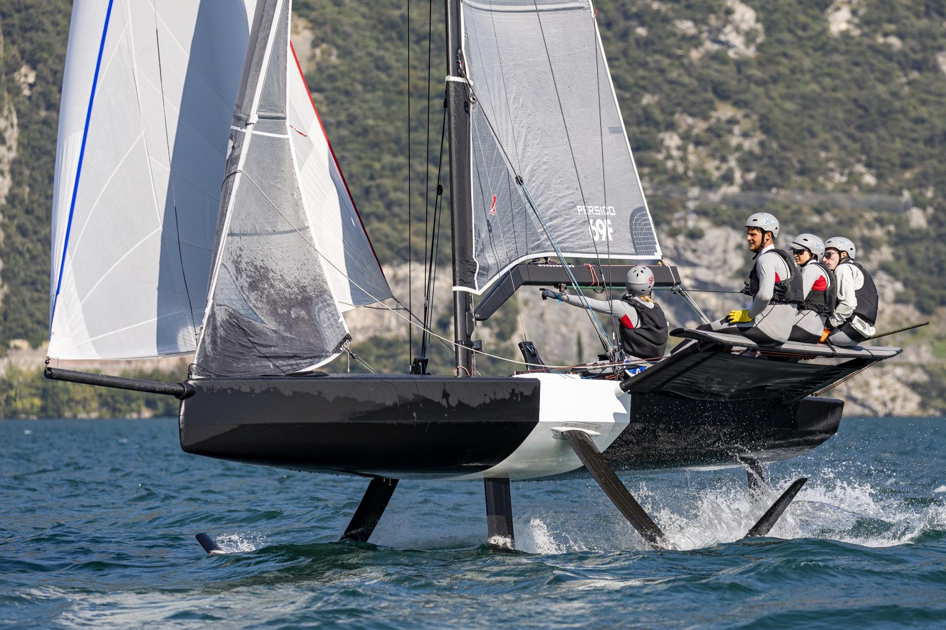 Cancellata la Youth America's Cup, Young Azzurra prosegue con il programma  - MEMBER NEWS - Yacht Club Costa Smeralda