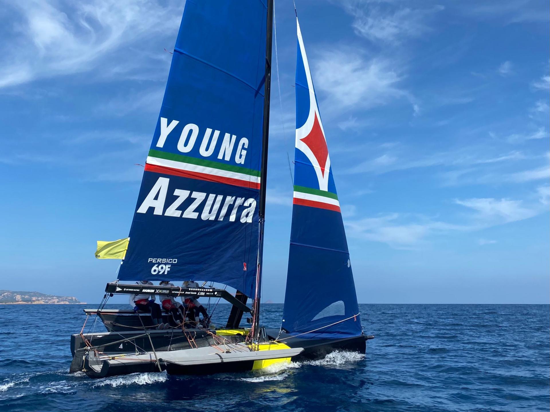 Nulla di fatto per la prima giornata del Grand Prix 4.1 Persico 69F Cup - NEWS - Yacht Club Costa Smeralda