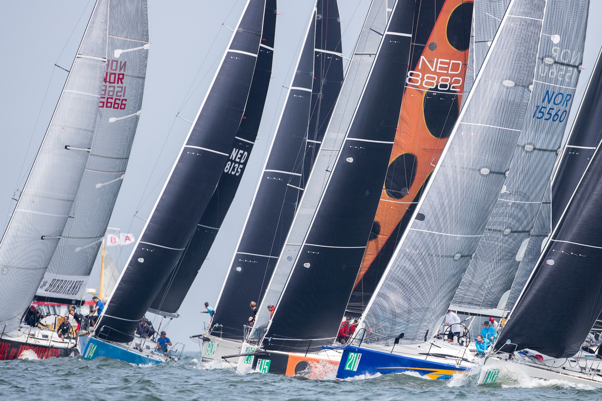 2022 ORC/IRC World Championship to be in Porto Cervo - NEWS - Yacht Club Costa Smeralda