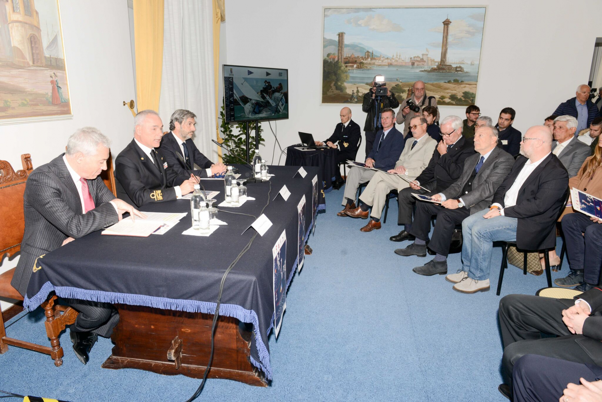Presentata oggi a Livorno la RAN nell'ambito della SVI19 - NEWS - Yacht Club Costa Smeralda