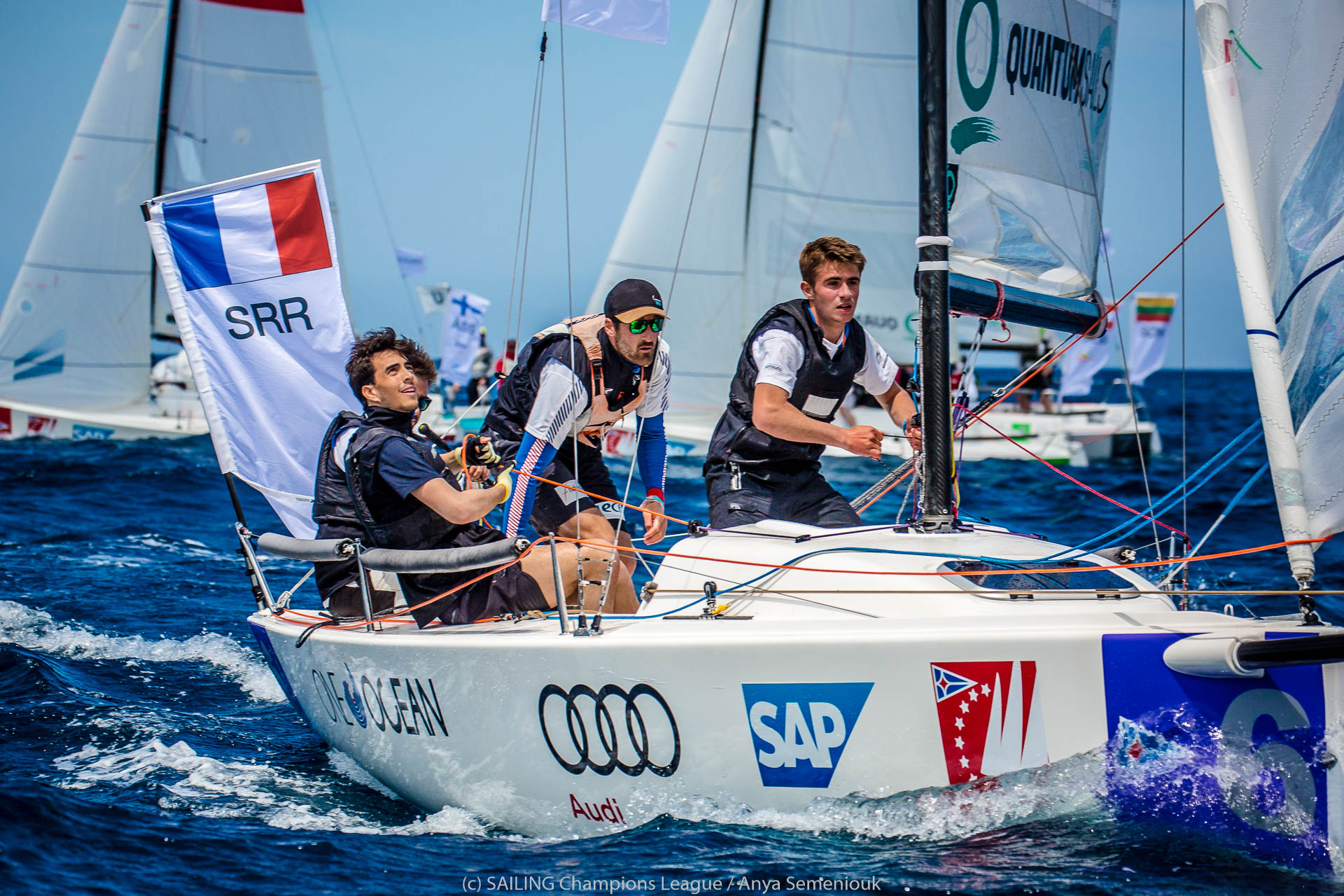 One Ocean Sailing Champions League – Images Day 2 online - NEWS - Yacht Club Costa Smeralda