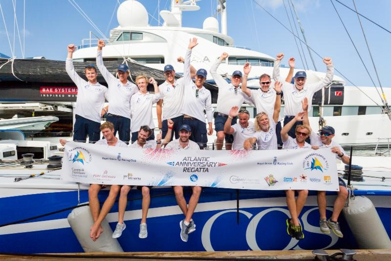 CQS takes Line Honours in the Atlantic Anniversary Regatta - NEWS - Yacht Club Costa Smeralda