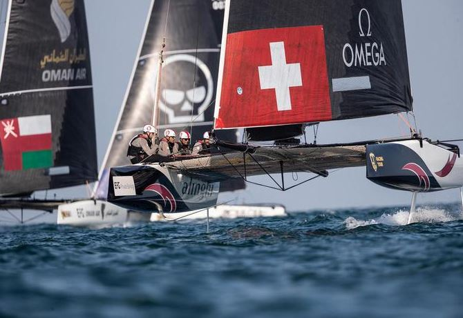 Ernesto Bertarelli wins GC32 Racing Tour 2019 - NEWS - Yacht Club Costa Smeralda
