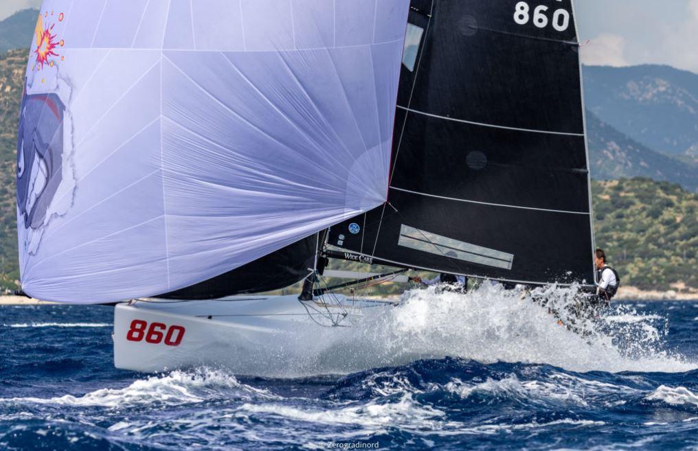Al Mondiale Melges 24 Bombarda Racing di Andrea Pozzi - NEWS - Yacht Club Costa Smeralda