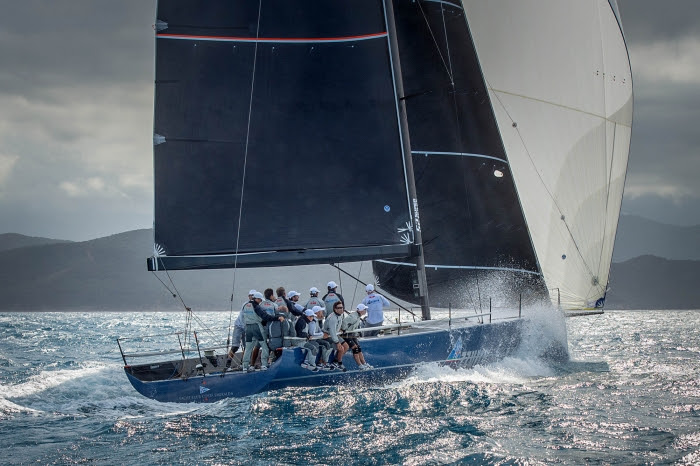 AZZURRA AL VIA DEL ROLEX TP52 WORLD CHAMPIONSHIP  - NEWS - Yacht Club Costa Smeralda