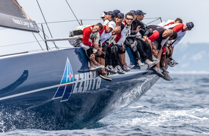 52 SUPER SERIES: AZZURRA PRONTA PER LA ZADAR ROYAL CUP - NEWS - Yacht Club Costa Smeralda