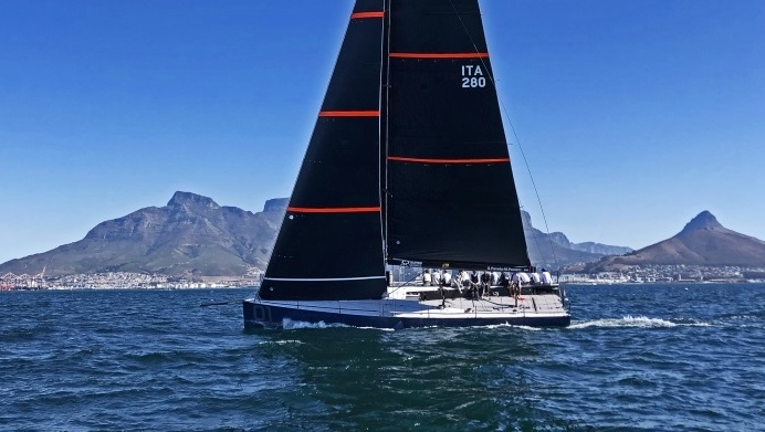 AZZURRA IS IN SOUTH AFRICA TO KICK OFF THE 52 SUPER SERIES 2020 - NEWS - Yacht Club Costa Smeralda