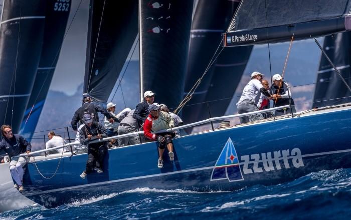 AZZURRA A MINORCA PER L'AVVIO DELLA 52 SUPER SERIES - NEWS - Yacht Club Costa Smeralda