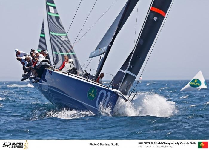 Azzurra pronta per la Puerto Portals 52 Super Series - NEWS - Yacht Club Costa Smeralda